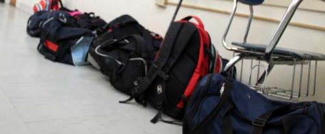 Middle School Backpack Policy