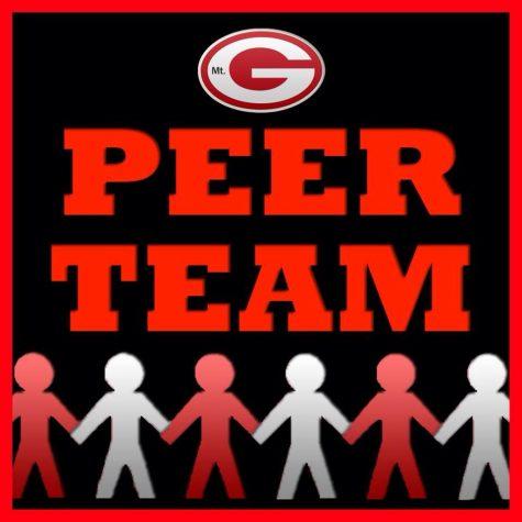 Peer Team Talks Healthy Relationships with Freshman Girls