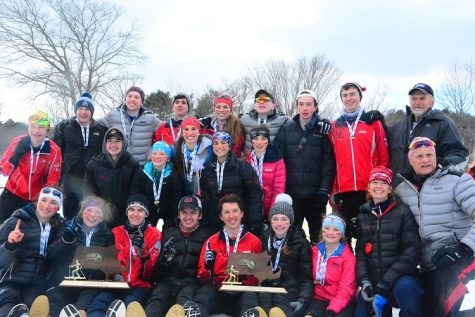 Greylock Nordic Teams Win States