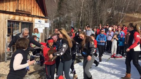 Girls' Nordic Defends State Title