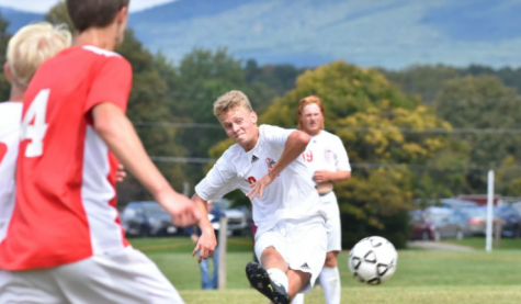 Boys Soccer Ties Frontier in Early Matchup