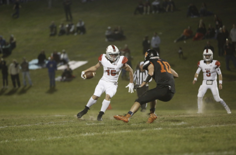 Football beats Lee in Overtime Struggle