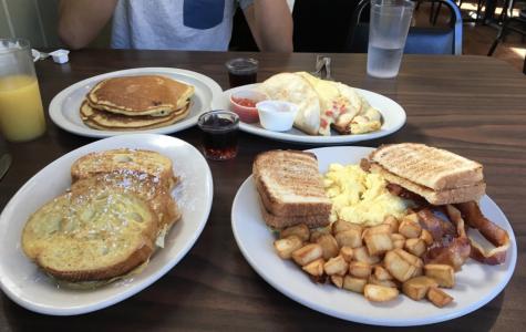 Renee's Dinner Makes Bid for Best Breakfast