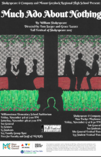Mt. Greylock's Fall Shakespeare Play