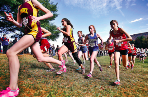 Greylock Runners 1st and 2nd at Berkshire Country Invitational