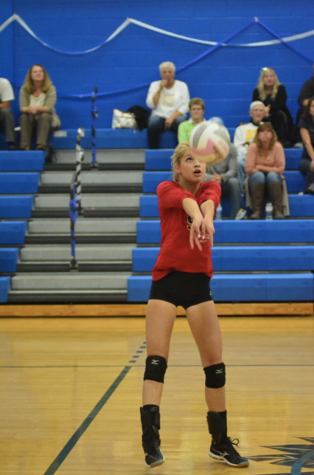Girls Volleyball Defeated in Western Mass Quarterfinal