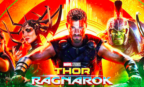 Thor: Ragnarok a Dose of Marvel Fun