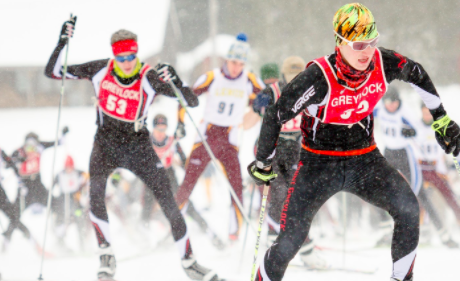 Girls' and Boys' Nordic Ski Teams Open Seasons with Success