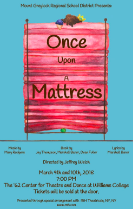 Once Upon A Mattress Preview