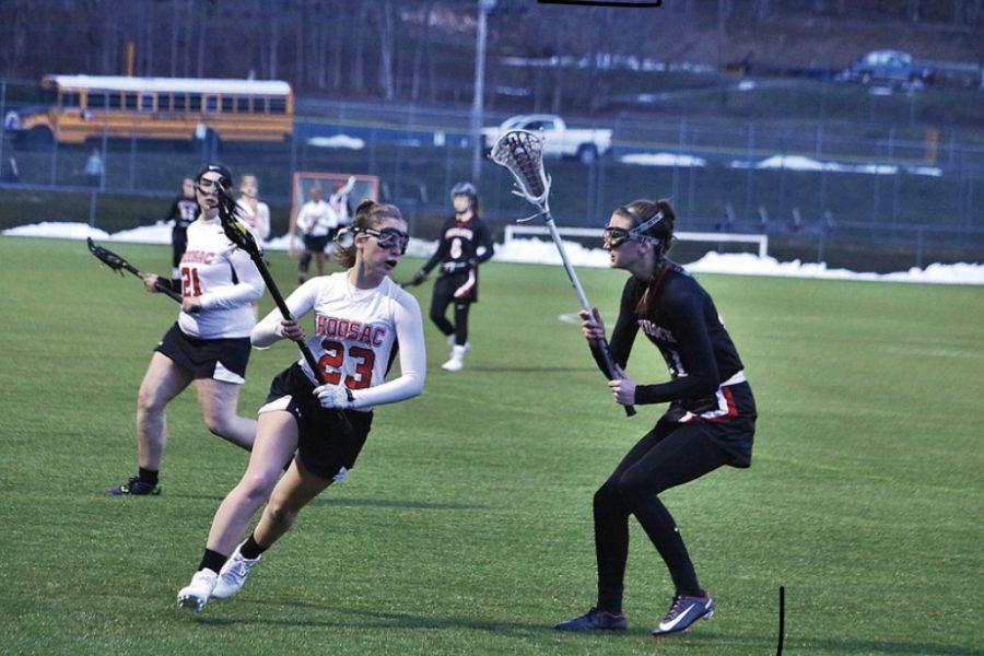 Girls%27+Lacrosse+Earns+Wins+in+Early+Season