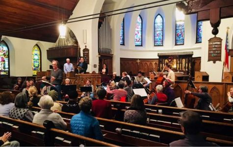 Williamstown Action Orchestra Delivers Musical Joy to Greylock Community