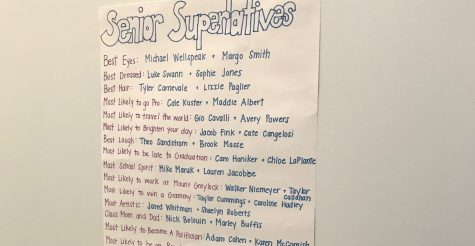 Class of 2019 Selects Superlatives