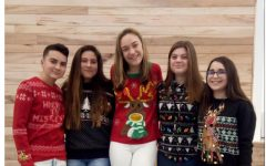 Students End 2018 in Pajamas and Sweaters