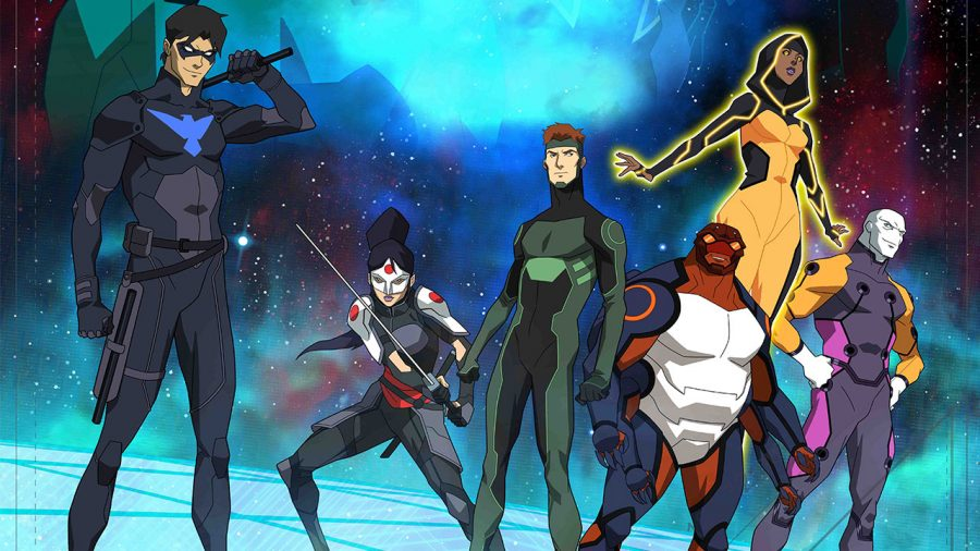 Young+Justice%3A+Outsiders+-+Worth+the+Wait
