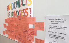 Peer Team's Kindness Month Comes to a Close