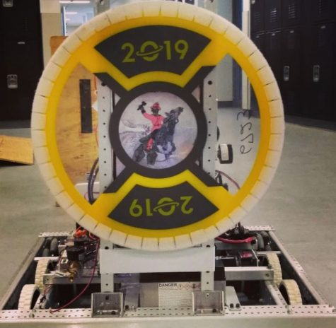 Mounties Reach Podium at Robotics Competition