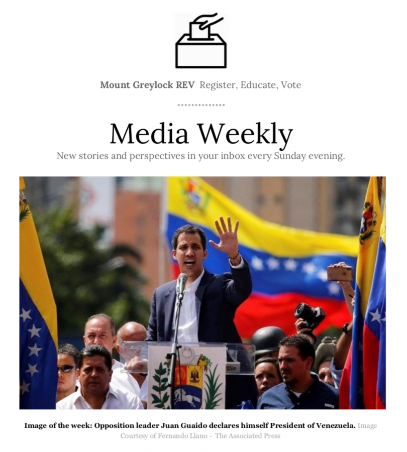 The+front+page+of+one+of+REV+Media+Weekly%27s+weekly+newsletters