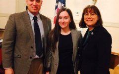 Katherine Wilson Wins VFW Voice of Democracy Contest