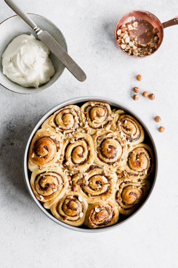 Food Friday: Cinnamon Buns