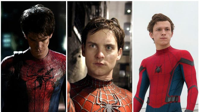 Maguire, Holland, or Garfield: Who is the best Spidey?