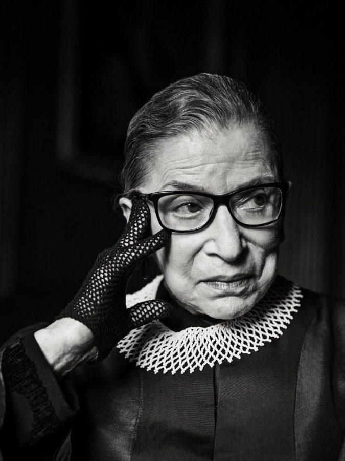 Remembering Ruth Bader Ginsburg, at Greylock and Beyond